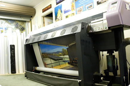 simpson signs digital printer, simpson signs high quality digital prining