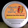 wheel cover design and printing simpson signs kiama nsw